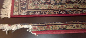 Tepih servis RIO opšivanje tepiha
